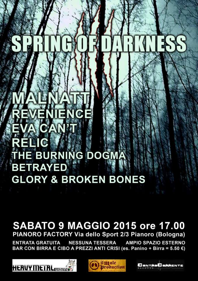 Spring of Darkness 2015