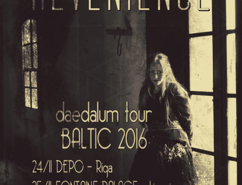 Daedalum Tour – Baltic 2016