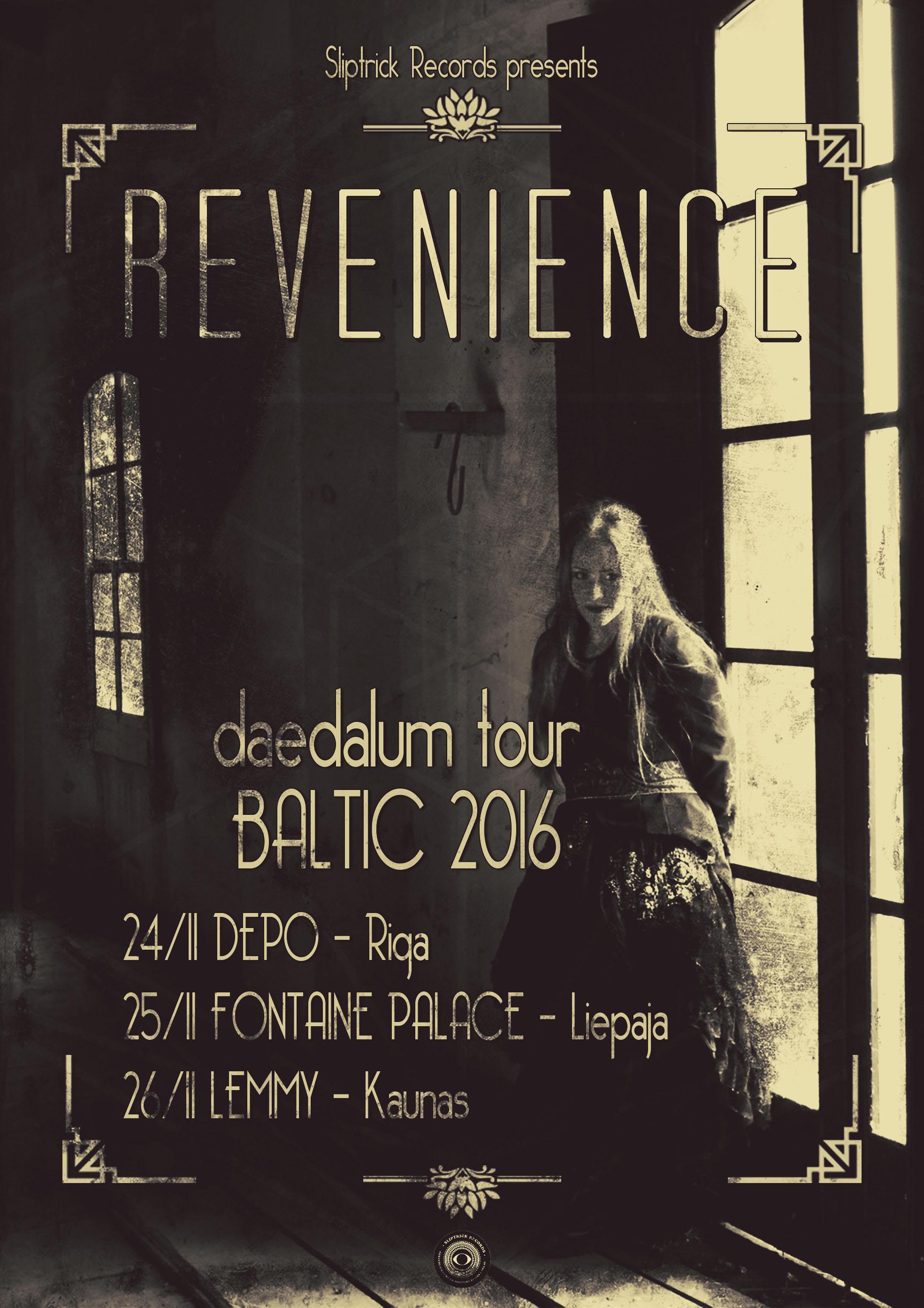 Revenience - Daedalum Tour | Baltic 2016